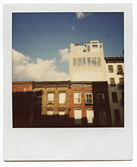 New York City Polaroid Project Image 007