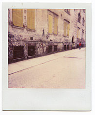New York City Polaroid Project Image 039