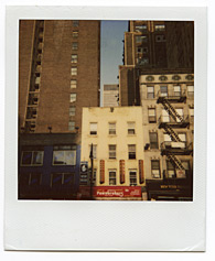 New York City Polaroid Project Image 052