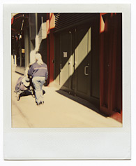 New York City Polaroid Project Image 083