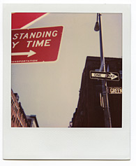 New York City Polaroid Project Image 097