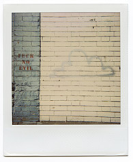 New York City Polaroid Project Image 105