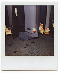 New York City Polaroid Project Image 117