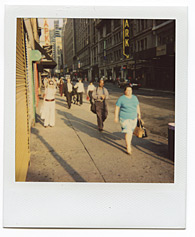 New York City Polaroid Project Image 127