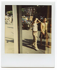 New York City Polaroid Project Image 128