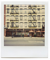 New York City Polaroid Project Image 130