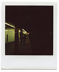 New York City Polaroid Project Image 140