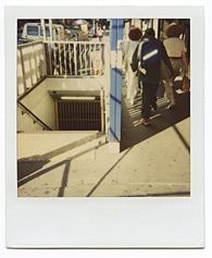 New York City Polaroid Project Image 142