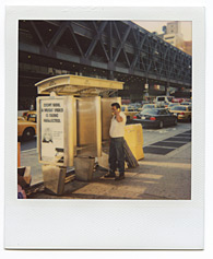 New York City Polaroid Project Image 149
