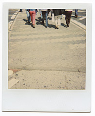 New York City Polaroid Project Image 152