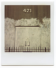 New York City Polaroid Project Image 159