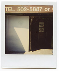 New York City Polaroid Project Image 162