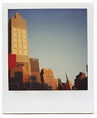 New York City Polaroid Project Image 186
