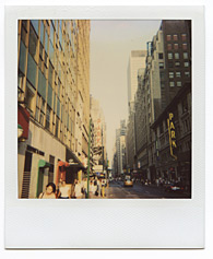 New York City Polaroid Project Image 192