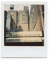 New York City Polaroid Project Image 198